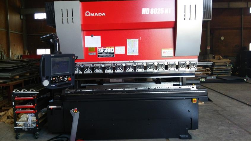 アマダHD8025